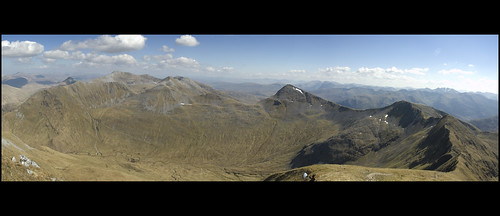 Steall Panorama 4