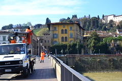 DSC_0466 (5) (pjpink) Tags: italy reflection water river florence spring tuscany firenze arno 2011 pjpink