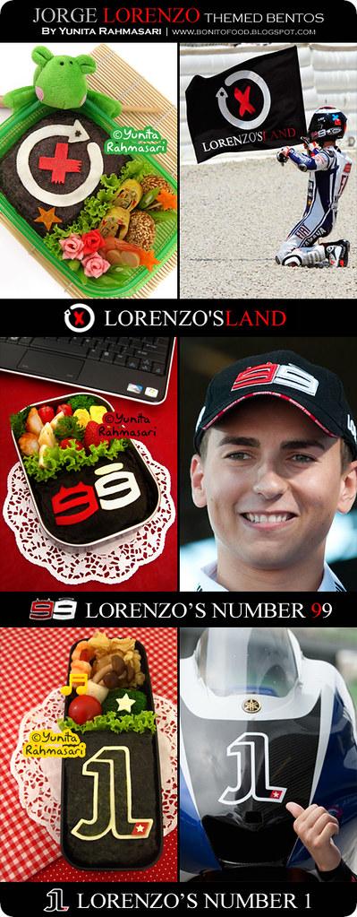 Bento Celebration for Jorge Lorenzo