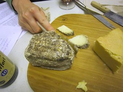 Monte Enebro goat's milk blue cheese