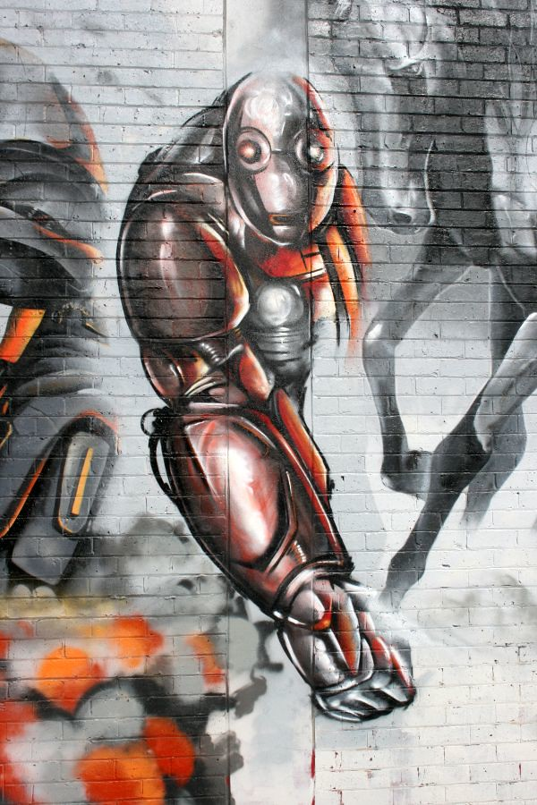 Iron Man v Wall 05