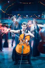 Alison Lawrance, Scottish Ensemble (TGKW) Tags: portrait people musician woman playing motion blur scotland movement action glasgow arts scottish cello instrument string strings alison ensemble fruitmarket cellist lawrance 7963