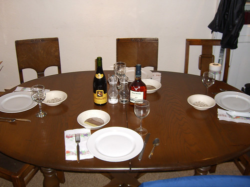 Table is set