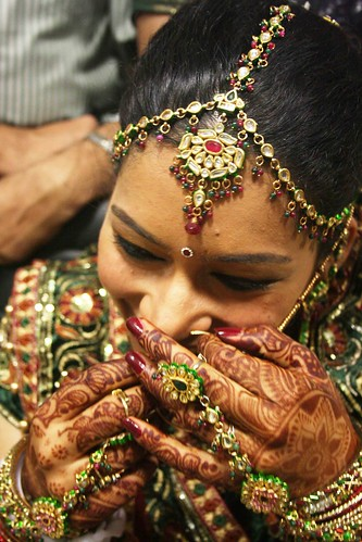 Bride's Vanity