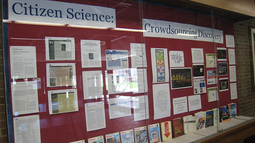 citizen science display