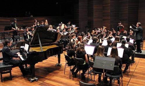 """III FESTIVAL DE BANDAS DE MÚSICA """"UNIVERSIDAD DE LEÓN"""" - BANDA JUVENTUDES MUSICALES-UNIVERSIDAD DE LEÓN - 08.05.11"""
