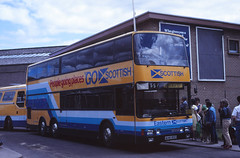 Go Scottish Metroliner A146BSC (Guy Arab UF) Tags: bus buses coach scottish double deck 1984 express eastern busstation inverness mcw metroliner scottishbusgroup scottishcitylink a146bsc xcmm146 dr1304 goscottish