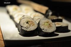 A delicious sushi (Andrea Rapisarda) Tags: food macro japan sushi 50mm yummy nikon bokeh delicious cena giappone cibo sfocato d7000 andrearapisarda mostrafotograficadigiuseppedamicofrancescopappalardoeandrearapisarda mostraattraversolimmagine unahotelonesiracusa