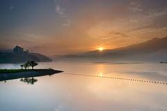 -  - Sunrise of Sun Moon Lake (prince470701) Tags: sunrise taiwan  sunmoonlake sonya850 sony2470za