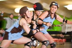 20110521.Oly-Texas_0591 (Axle Adams) Tags: sports rollerderby rollergirls skaters olympia derby skates oly texasrollergirls skateland txrg olyrollers texecutioners cosanostradonnas