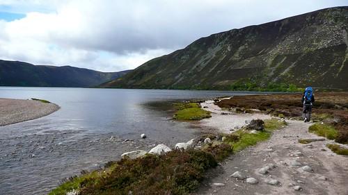 Loch Muick by nilame