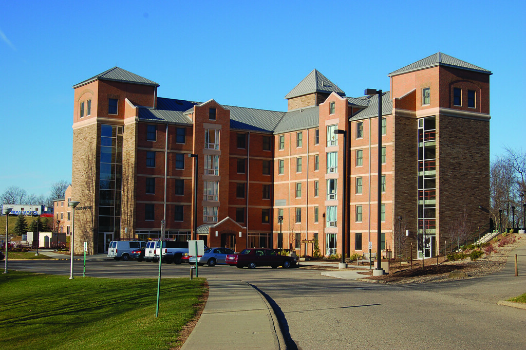 Franciscan University of Steubenville - Saint Thomas More Residence Hall