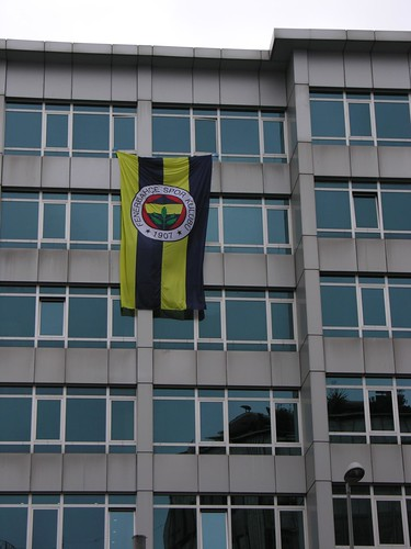 Fernerbahçe flag