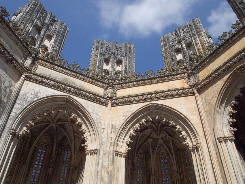 Chapelles inachevées
