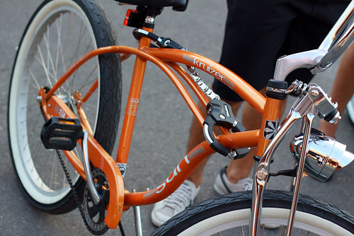 Orange Kruiser
