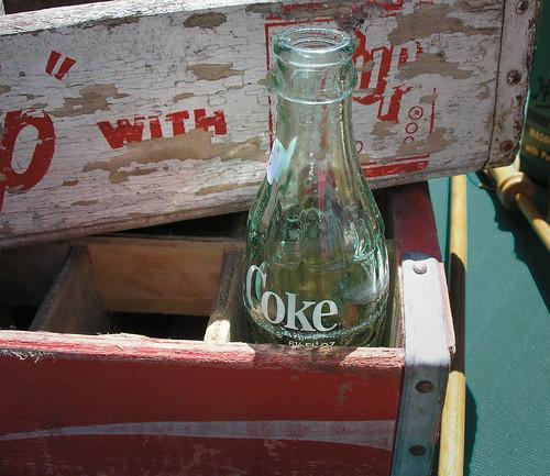 with coke
