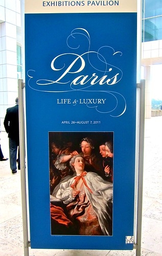Paris exhibition at Getty
