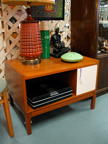 Danish Modern End Table