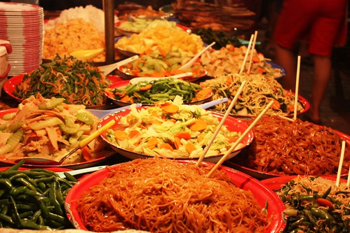 Cheap Foods in Luang Prabang, Laos