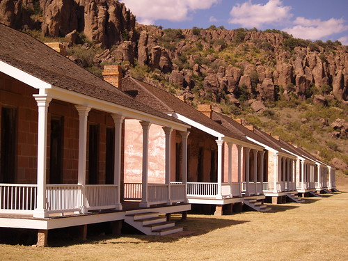 Fort Davis National Historic Site_credit James D. Nations_NPCA