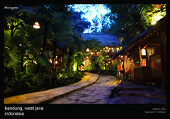sanctuary traditional (dedski rimpanov) Tags: life night indonesia lowlight traditional bandung westjava sanctuary sunda tamron1750mm canon50d