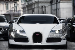 It's Been a While. (Alex Penfold) Tags: summer white money london cars alex sports car sport canon photography eos photo flickr image super spot arabic exotic chrome photograph arab saudi arabia spotted hyper bugatti supercar spotting  numberplate exotica sportscar qatar sportscars supercars  veyron   999 penfold   spotter  2011           hypercar 60d      hypercars      alexpenfold