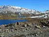 Agua, nieve y Copahue (Mariano Pérez) Tags: patagonia agua camino nieve montaña cordillera neuquen lagunas volcan copahue cordilleradelosandes surargentino volcancopahue lagunalasmellizas