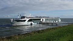Cruise ship Alina in Medemblik (Netherlands) (hrs51) Tags: netherlands niederlande holland alina cruise ship kreuzfahrtsschiff kreuzfahrt ijsselmeer medemblick flussfahrt fluss see cruiseship schiff