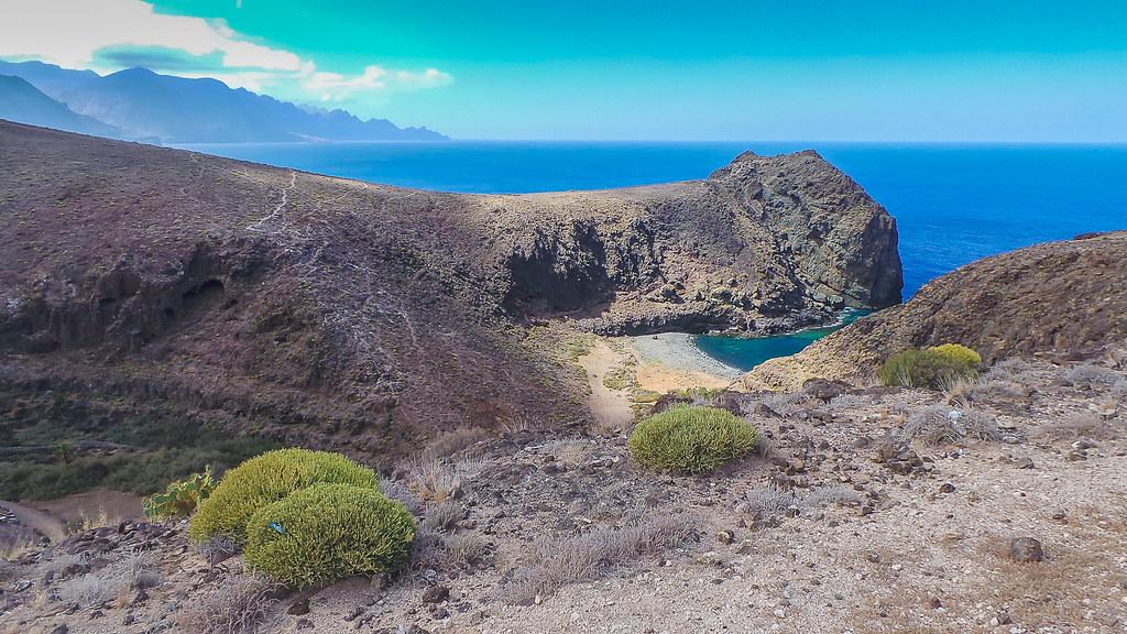 Playa El Juncal Gáldar en Gran Canaria by El Coleccionista de Instantes, on Flickr