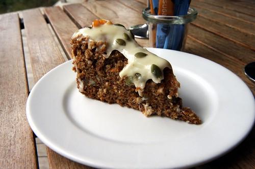 desert for lunch - Waitangi Treaty House, New Zealand....IMG_8183