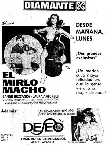 El Mirlo Macho