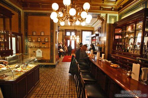 Demel, bakery/coffeehouse Vienna, Austria
