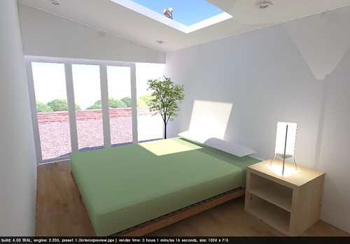 3d Bedroom Redesign With Google Sketchup And Podium
