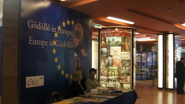 Gödöllő in Europe Europe in Gödöllő
