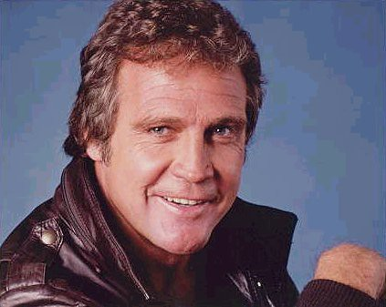 Lee Majors as the Fall Guy