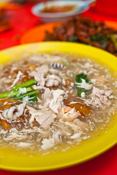 Cantonese Fried Kuey Teow