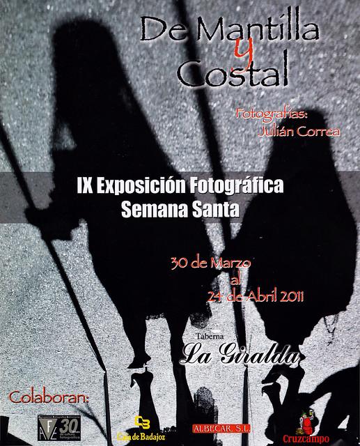 """Exposición """"De Mantilla y Costal"""""""