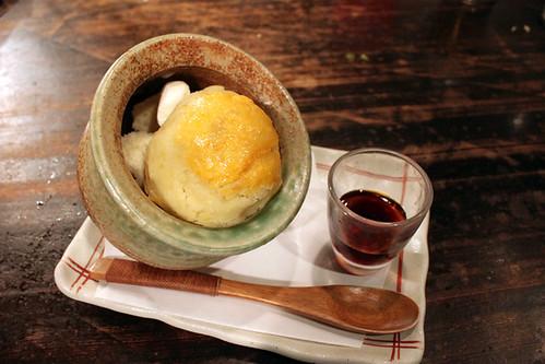 Sweet Potato Ice cream