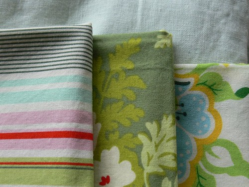 Jenny: Spring Runner Fabric