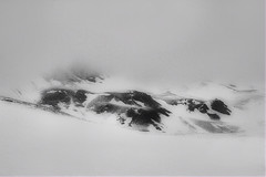 landscapes that someone didn't finish drawing / els paisatges que alg no va acabar de dibuixar (Ferran.) Tags: mountain snow landscape catalonia paisatge ripolles puig planoles dorria