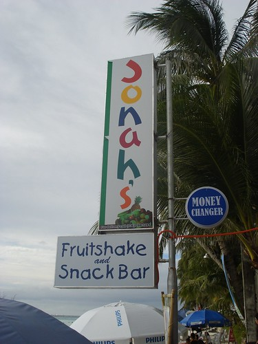 jonah's fruit shake