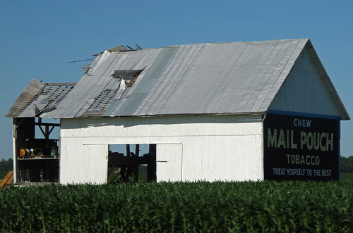 Mail Pouch Barn — Waldo, OH - a photo on Flickriver