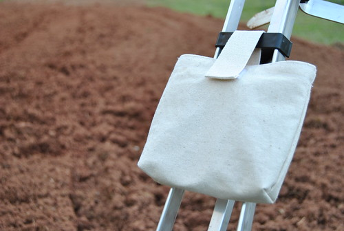 pouch for the seeder