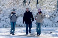 Winter at NIU