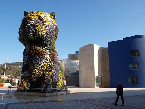 Museo Guggenheim - exterior