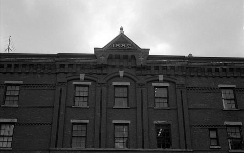 Built in 1882, Albany NY