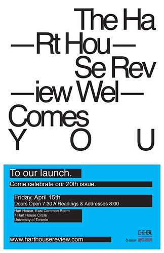 Launch Poster 2011