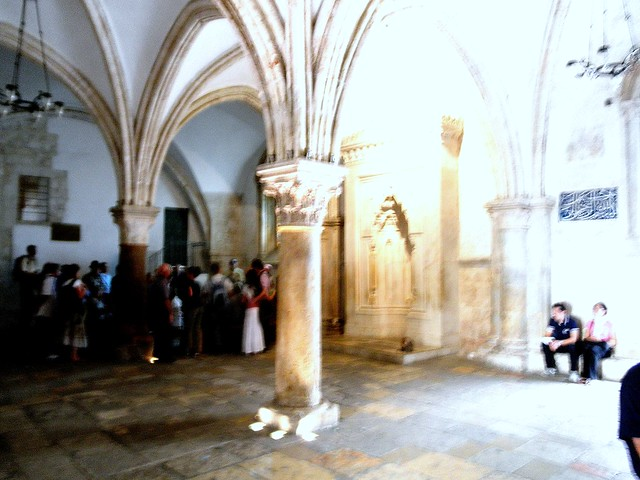 Cenacle, Jerusalem