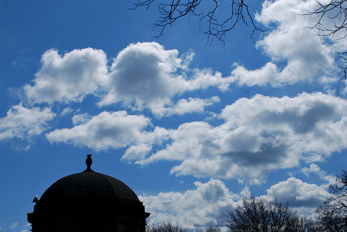 Clouds Over Salem Common