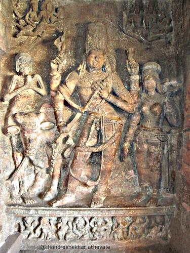 Ardhanari nateshwara cave 1